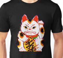 Lucky cat 4 Unisex T-Shirt