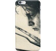 Edward Scissorhands iPhone Case/Skin