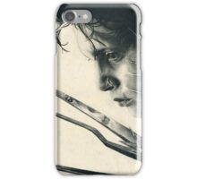 Edward Scissorhands iPhone Case/Skin