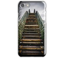 Staircase into the Sky? iPhone Case/Skin
