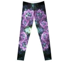 The Carbon Flower | Future Fashion Leggings