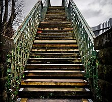 Staircase into the Sky? by Jay Taylor