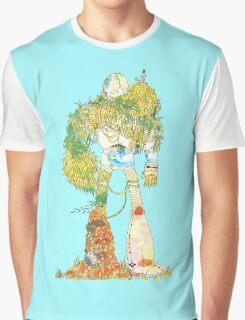 No More Machines Graphic T-Shirt