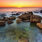 Shelly Beach Sunrise by Arfan Habib