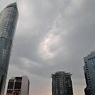 Canadian Skyline by timmy26