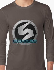 Metroid Prime 2: Echoes/Screw Attack Logos Long Sleeve T-Shirt