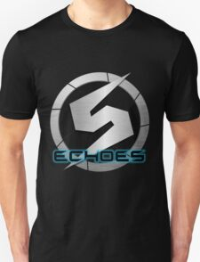 Metroid Prime 2: Echoes/Screw Attack Logos T-Shirt