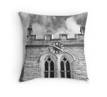 time of history Throw Pillow