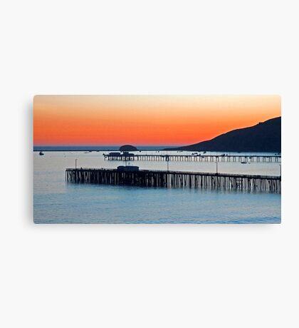 Avila Beach, California Canvas Print