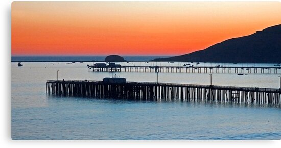 Avila Beach, California by Eyal Nahmias