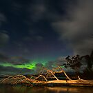 Aurora Australis, Huon Estuary (2nd visit) by NickMonk