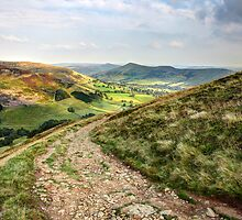 Evening in Edale by Mat Robinson