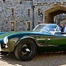 1963 AC Cobra 289 at Windsor Castle  by MarcW