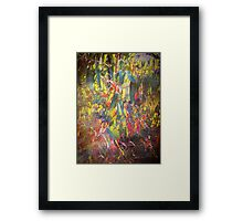 iPhoneography: New growth Framed Print