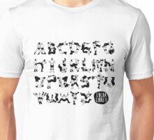 LUCHA LIBRE FONT Unisex T-Shirt
