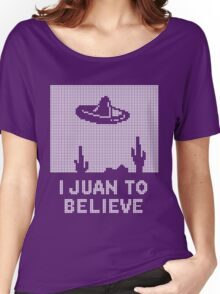 I Juan to Believe - Ugly Christmas Women's Relaxed Fit T-Shirt