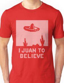 I Juan to Believe - Ugly Christmas Unisex T-Shirt