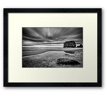 The Banshee Cometh Framed Print