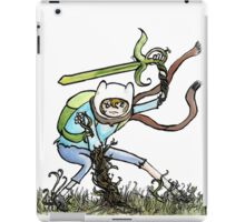 Grass Sword iPad Case/Skin