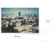 San Francisco Machine Dreams Postcards
