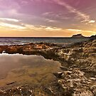 Moraira view by SaschaBolten