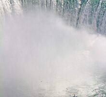 Maid of the Mist boat tour in Niagara Falls by Zoltán Duray