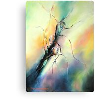 Fragile , featured in Oil Painting , in Best of Redbubble, Painter Universe Canvas Print