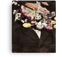 Japan memories Canvas Print