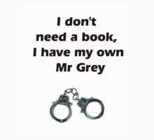 I don't need Mr grey by lucyhryan