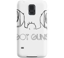 Got Guns. Samsung Galaxy Case/Skin
