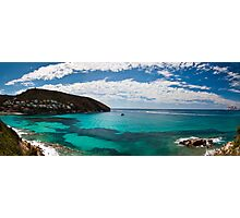 Pano from ELP PORTET Photographic Print