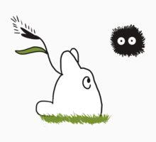 Chibi Totoro by Ariane Iseger