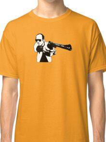 Hunter S Thompson - Gun Classic T-Shirt