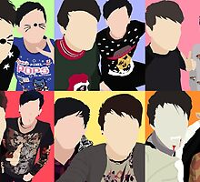 Phan Moments by Diddlys-Shop