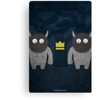 Where the Wild Things Are w/o Title Canvas Print