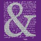 Ampersand | Amanda Palmer by Jessica Morgan