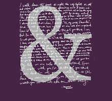 Ampersand | Amanda Palmer Womens Fitted T-Shirt