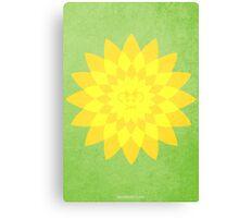 Chrysanthemum w/o Title  Canvas Print