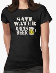 Drink water Beer T-Shirt