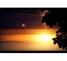 The Liquid Sun Photographic Print