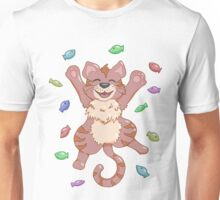 Kitty Heaven Brown Fur  Unisex T-Shirt