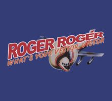 Airplane - Roger Roger, Whats your Vector Victor by metacortex
