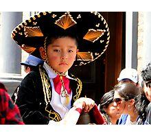 Cuenca Kids 183 Photographic Print
