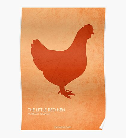 The Little Red Hen Poster