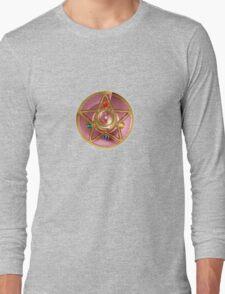 Sailor Moon's Crystal Star Compact Long Sleeve T-Shirt