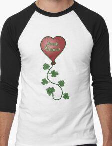 Irish Charm Shamrock String Heart Balloon T-Shirt