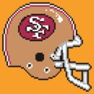 Tecmo Bowl 49ers by Mister Pepopowitz