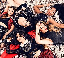 Fifth Harmony for Billboard by DanniMichelle