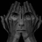 Surrealism: Peekaboo!! I see you by Robby Ticknor