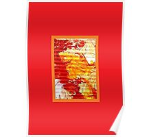 JWFrench Collection Marbled Card 30 Poster